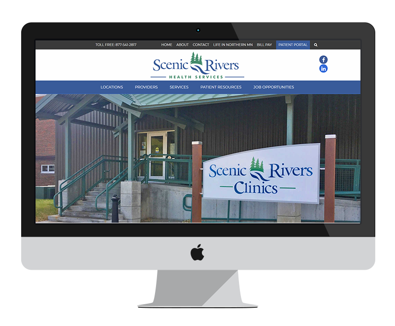 Scenic River Health Services - WA Fisher Website